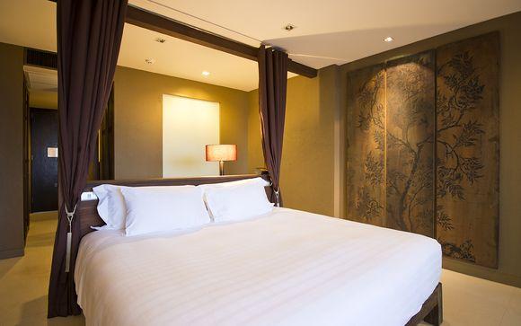 Poussez les portes de l'hôtel Sunsuri Phuket 5*