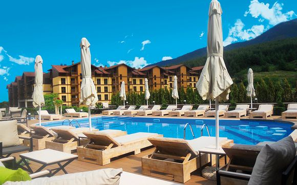 Hôtel Premier Luxury Mountain Resort 5*
