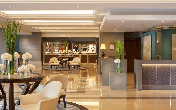 Votre extension à l'hôtel Corinthia Lisbonne 5*