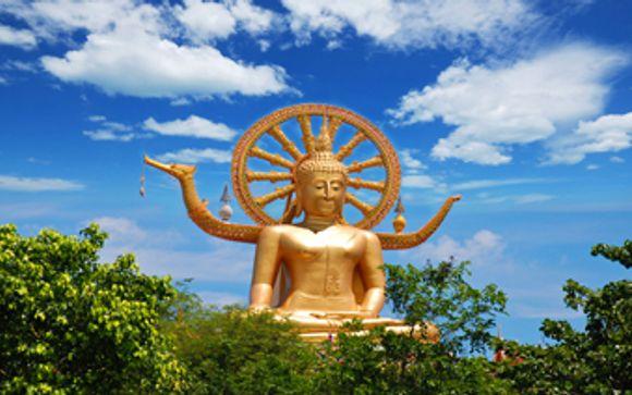 Mettez une option sur l'évasion à Khao Lak