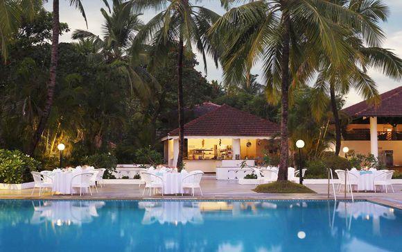 Votre extension au Novotel Dona Sylvia 5* à Goa