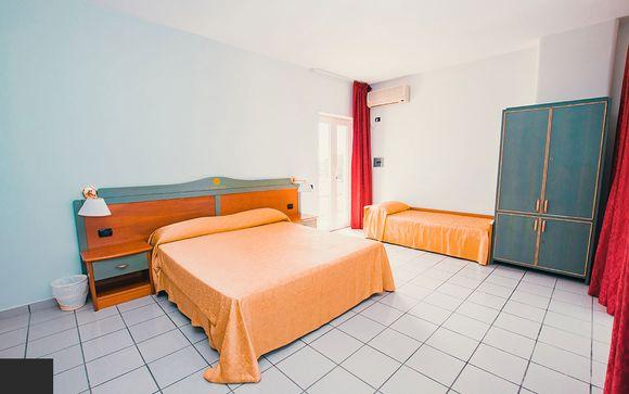 Poussez les portes de l'Hôtel Apulia Corigliano Calabro 4*
