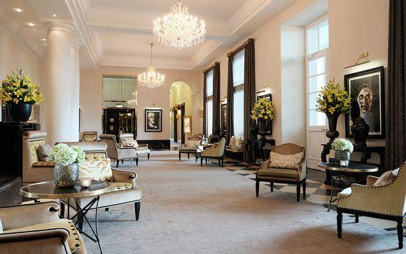 Poussez les portes de l'Althoff Grandhotel Schloss Bensberg 5*