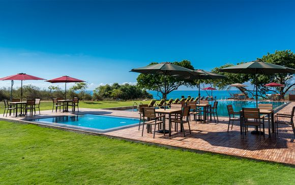 Votre extension à l'hôtel  Sooriya Tangalle Resort & Spa 5*