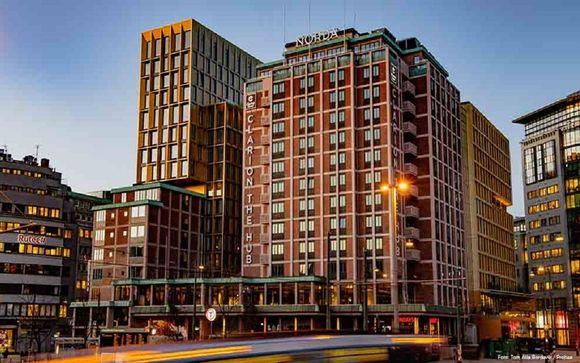Votre extension possible au Clarion Hotel The Hub Oslo