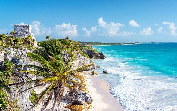 Rendez-vous... à New York et sur la Riviera Maya