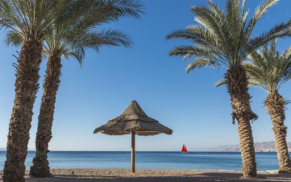 Hôtel Hilton Eilat Queen of Sheba 5*