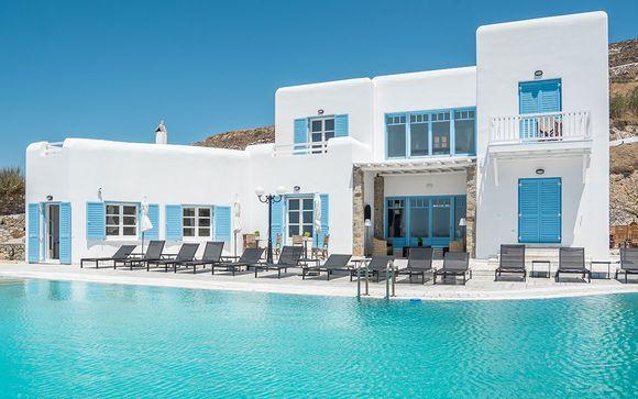 Des vacances en blanc et bleu dès mai 2018