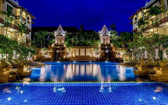 Votre extension à l'hôtel Sokha Angkor à Siem Reap