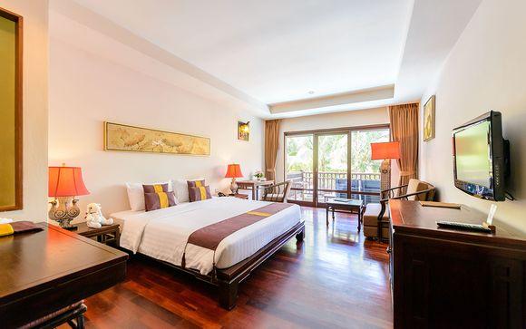 Poussez les portes du Khaolak Oriental Resort 4* (ou similaire)