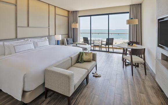 Poussez les portes de l'hôtel Melia Ho Tram Beach Resort 5*