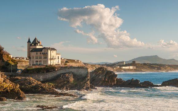 Rendez-vous... à Biarritz