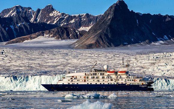 Croisières polaires en Arctique à bord du Sea Explorer