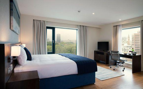 Poussez les portes de l'appart'hôtel Marlin Waterloo 4*