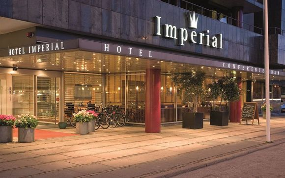 L'Imperial Hotel 4*