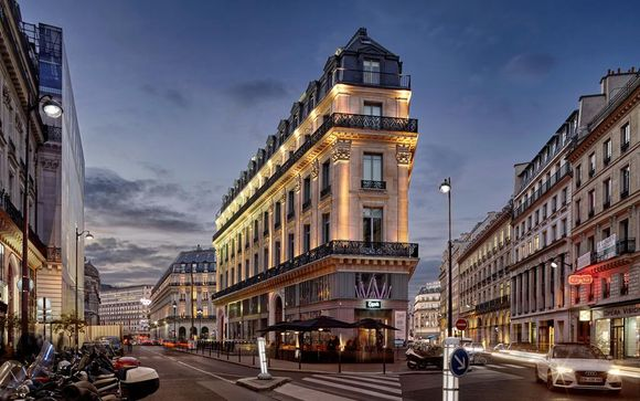 L'Hotel W Paris Opéra