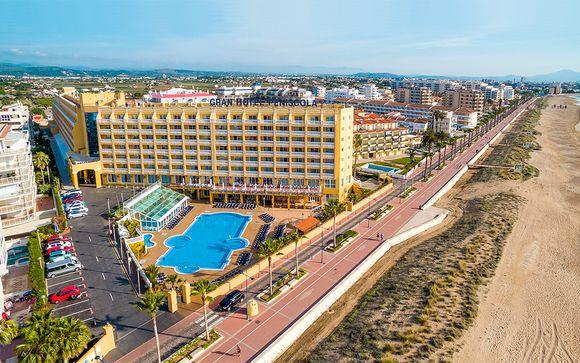 Gran Hotel Peñiscola 4*