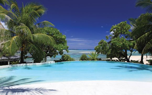 Tikehau Pearl Beach Resort 4*