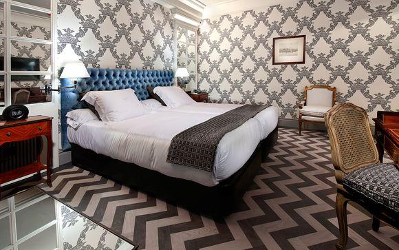 L'Heritage Madrid Hotel 5*