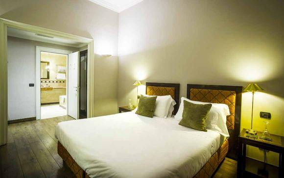 L'Hotel San Gallo Palace 4*