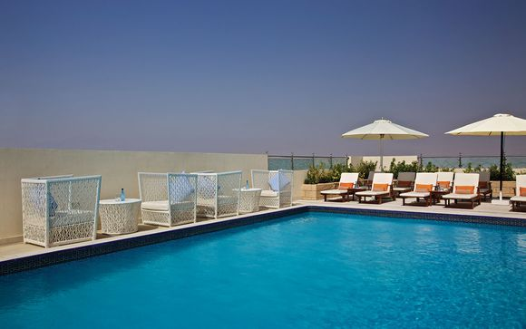 Il Doubletree By Hilton Ras Al Khaima 4*