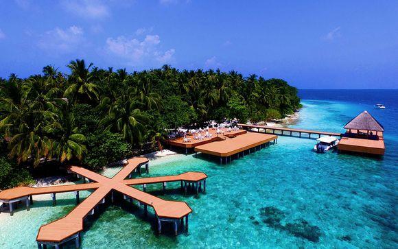 Il Fihalhohi Island Resort 4*