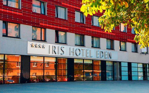 Iris Hotel Eden 4*