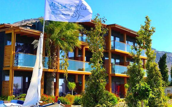 NFG Privilege Beach Hotel 4*