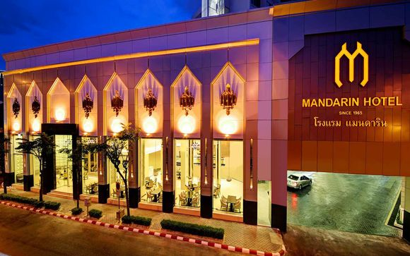 Bangkok - Hotel Mandarin by Centre Point 4* (o similare)