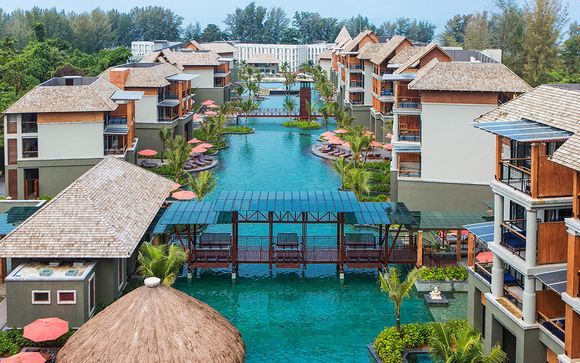 Khao Lak - Hotel Mai Holiday by Mai Khao Lak 5* - Adults Only