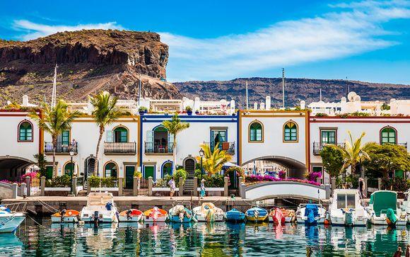 Alla scoperta dell'isola Gran Canaria