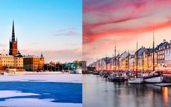 Copenhagen & Stoccolma City Break