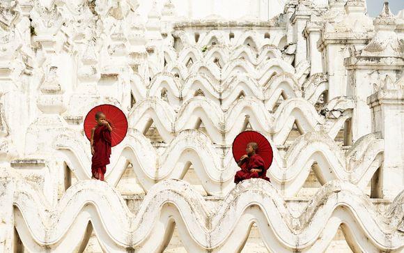 Birmania Classica e Monte Popa