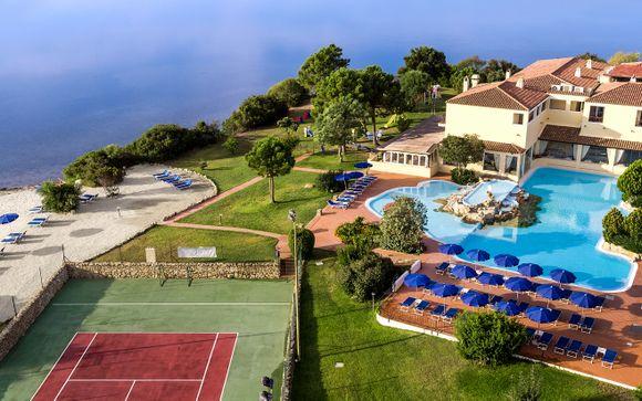 Splendido Resort panoramico in posizione esclusiva