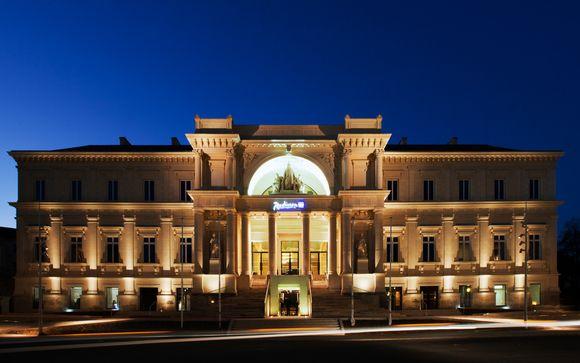 Radisson Blu Hotel Nantes 4*