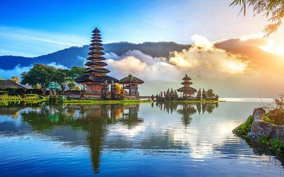 Alaya Resort Ubud 5* + Hyatt Regency Sanur 5* + Grand Hyatt Bali 5*