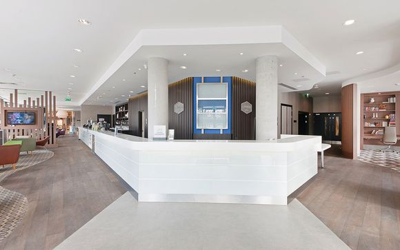 L'Hotel Hampton by Hilton London Waterloo