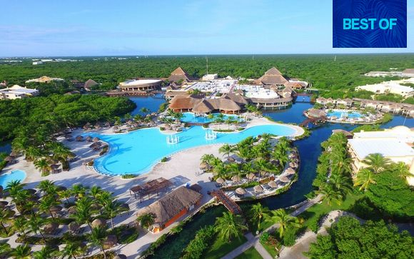 Relax sulla Riviera Maya in spaziose suite 5*
