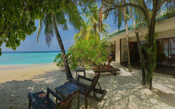 Maldive - L'Eriyadu Island Resort Maldives