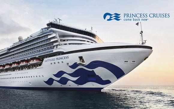 Baltico & Fiordi a bordo di Sapphire Princess