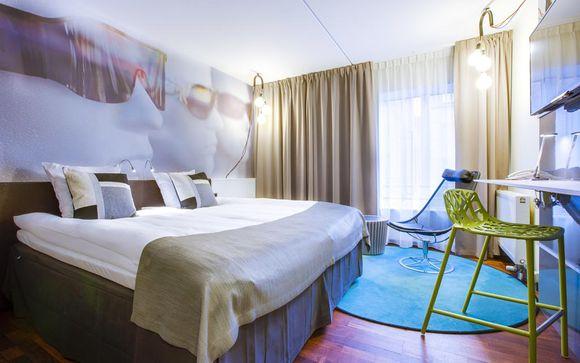 Copenhagen - Comfort Hotel Vesterbro