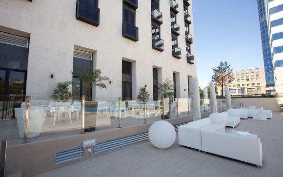 L'Hotel M.A. Sevilla Congresos 4*
