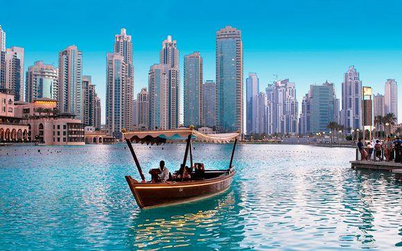 Alla scoperta degli Emirati