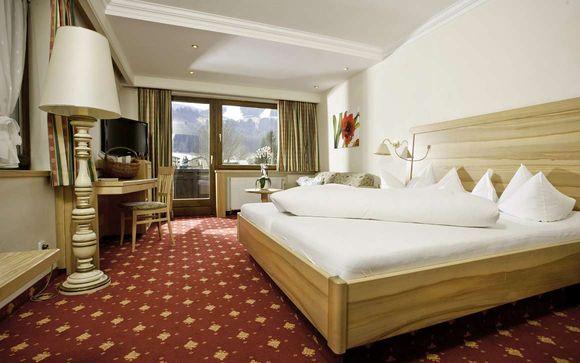 Hotel Der Kirchenwirt 4*