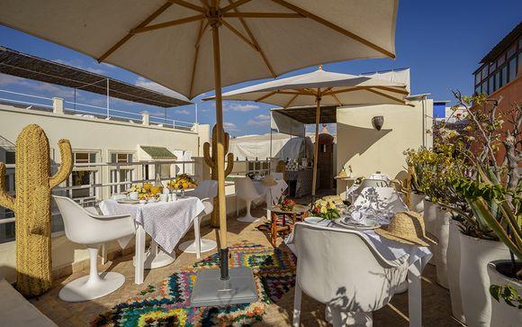 L'Hotel Du Tresor Riad & Spa
