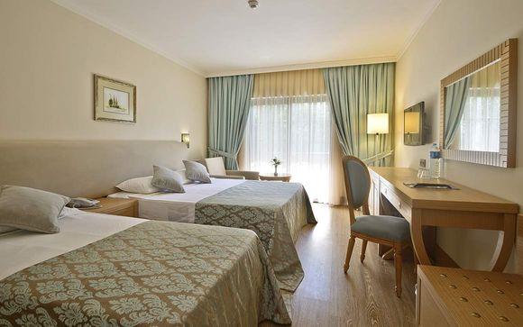 Antalya - Gypsophila Holiday Village 5*