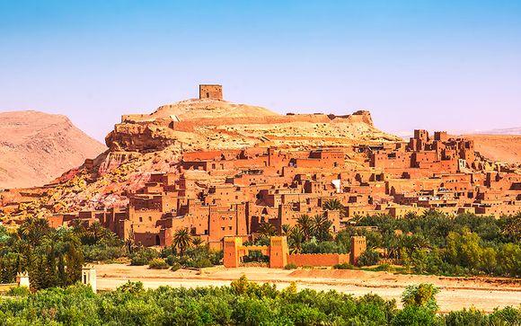 Tour del Marocco tra città imperiali e deserto