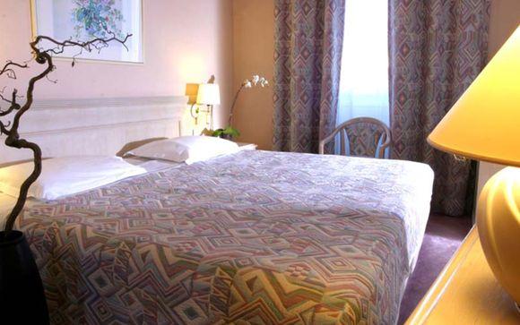 Hotel B4 Park Nizza 4*