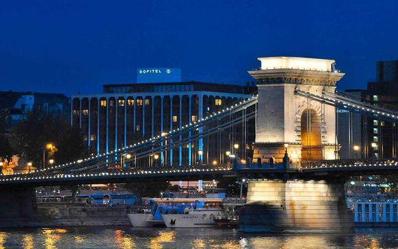 Relax e charme con vista sul Ponte delle Catene