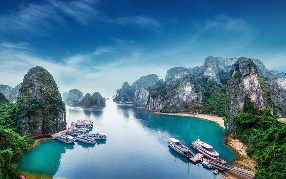 Tour in libertà in Vietnam con estensione a Mai Chau